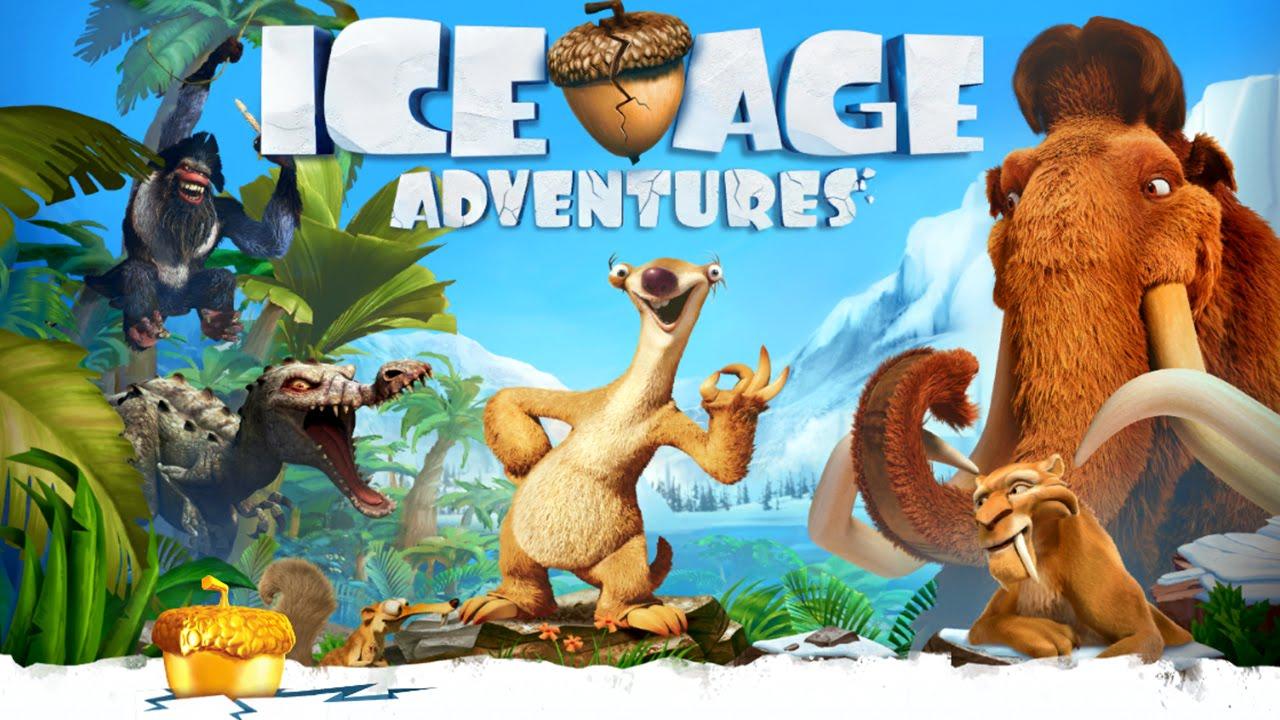 Ice Age Adventures iOS